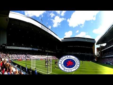 Follow Follow - Glasgow Rangers FC Fan Song