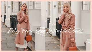 MY COAT COLLECTION // How to find your perfect winter coat// Aprils London Style Diary