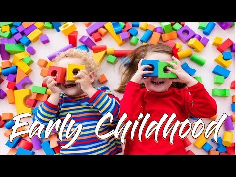 EARLY CHILDHOOD EDUCATION (Série Cursos e Colleges)