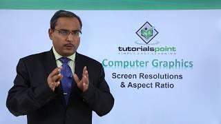 Screen Resolutions & Aspect Ratio
