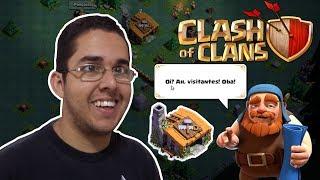 Clash of Clans - Casa do Construtor! - O início! (Gameplay em Português)