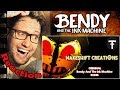"BATIM Song ''Makeshift Creations"" (ft. Swiblet & SquigglyDigg) by Flint 4K & David Bérubé REACTION!"