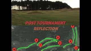 Post Tournament Reflection | Formby Golf Club