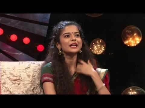 Zee Marathi Gudi Padwa Special 2016 Interview - Mithila Palkar