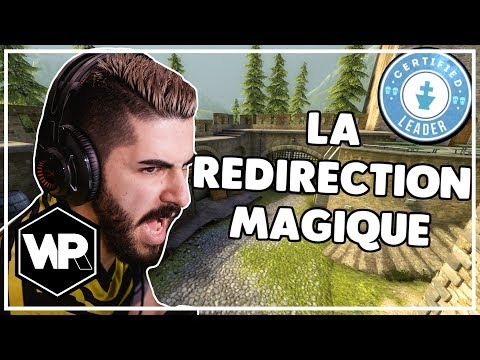 CSGO - La redirection MAGIQUE par Space Soldiers [ELEAGUE Major 2018]