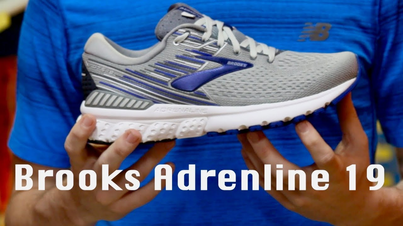 c5a2589fcbe Brooks Adrenaline 19 Shoe Review. Naperville Running Company