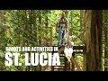 Active St. Lucia - Travelguru.tv