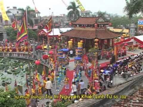 Kiều Năm Quan Đền Phủ Dầy Nam Định - Phần 2
