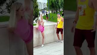 Meet the Amazing Russian Girl Madness Studio #shorts #gym #gymlover