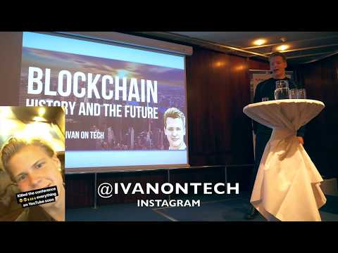 Blockchain and World Poverty - IMPORTANT Keynote Programmer explains