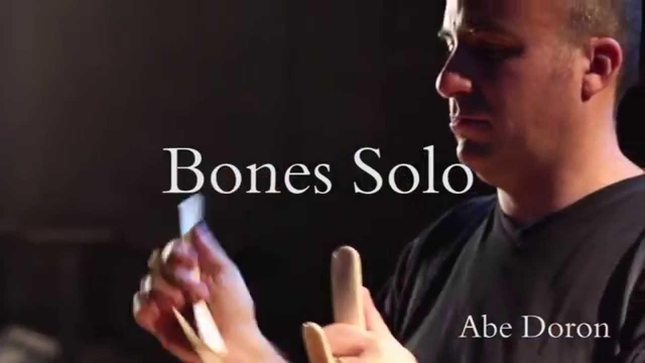 Rhythm bones tutorial