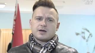 Белорусский певец Алексей Хлестов: Хочется мира! Наверное, это самое главное желание!