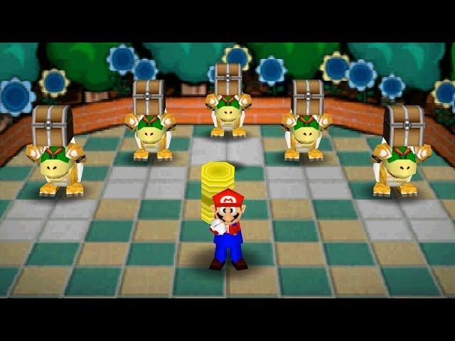 Mario Party 3 - All Item, Rare, and Game Guy Minigames