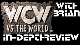 WCW Vs. The World - PS1 - In-Depth Review