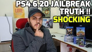PS4 Jailbreak 5.55 & 6.20 | SCAM or TRUE ? | Should you Jailbreak?