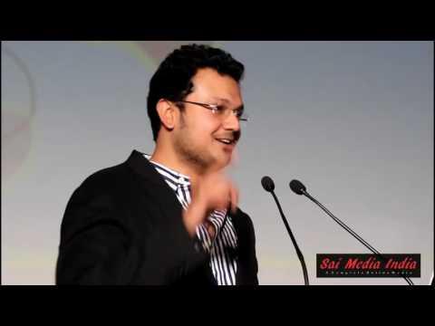 Varun Manian Speaks at the Audio Release of His Upcoming Production Vaayai Moodi Pesavum