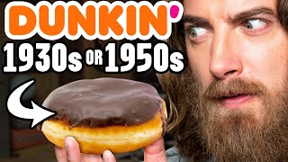 100 Years of Donuts Taste Test