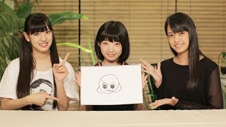 MCは、モーニング娘。'15飯窪春菜と、つばきファクトリー山岸理子・岸本...