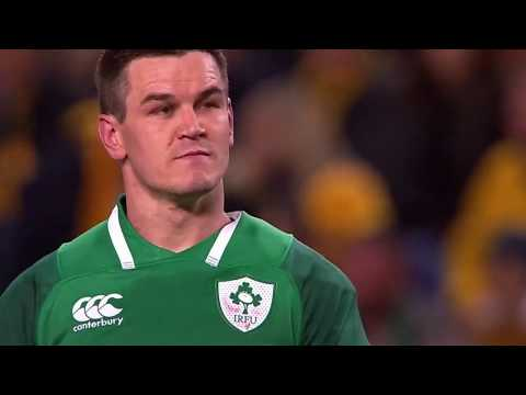 Johnny Sexton wins World Rugby Player of the Year 2018!