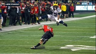 2017 Michigan Football Highlights @ Maryland