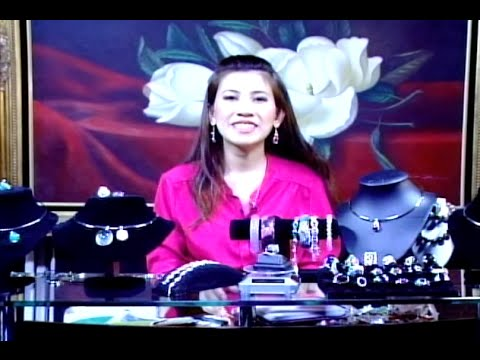 Rubiz Jewelry - NAT Shopping Rebroadcast 10-7-2014 (Thai)