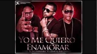 genio & baby johny ft jadiel - yo me quiero enamorar (nuevos temas de reggaeton 2012)