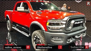 2019 Ram 2500/3500 HD – Redline: First Look – 2019 NAIAS