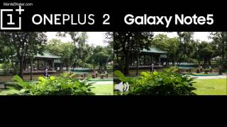 Download MP4 Videos - Samsung Galaxy Note 5 vs OnePlus 2 Comparison: Camera, Benchmark, Speaker