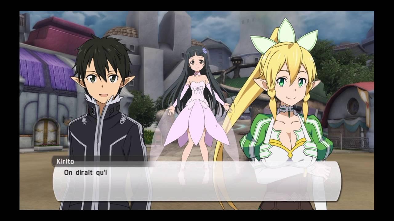 Sword Art Online Episode 1