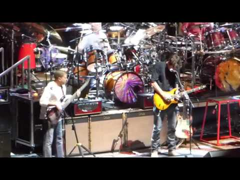 Dead & Company – Althea- 10-31-15 Madison Sq. Garden, NYC