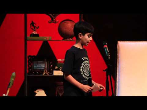 "TEDxYouth@BommerCanyon - Chirag Singh: ""My Passion for Pi"""