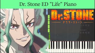 Hey! Here's my cover of the ending theme to Dr. Stone. This may be ...