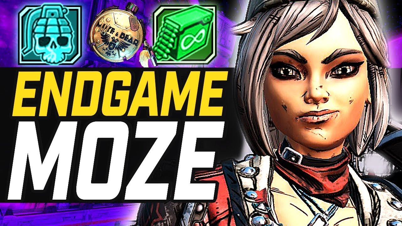 Borderlands 3 | How Good Is Endgame Moze? - Where She Rocks & Where She Sucks! thumbnail