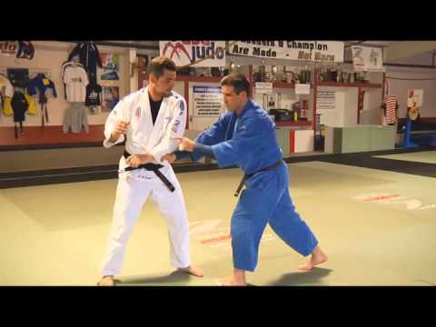 Judo Grip Fighting and Gripping Drills and Skills