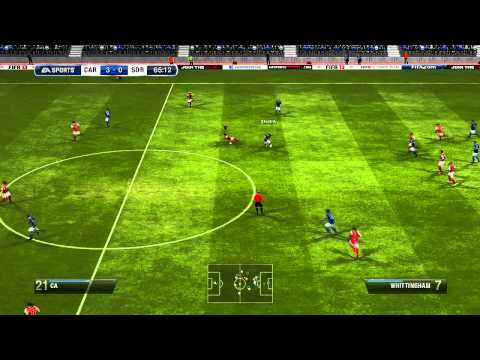 Match complétement dingue sur Fifa 13 PC ! Stade de Reims - Cardiff City