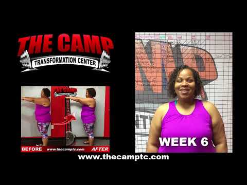 Jacksonville FL Weight Loss Fitness 6 Week Challenge Results - Lindsay A.