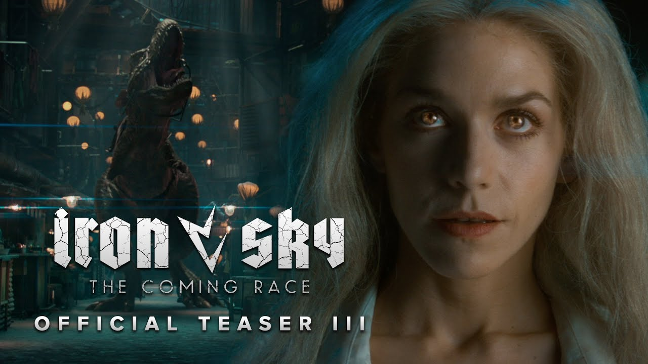Iron Sky The Coming Race Official Teaser 3