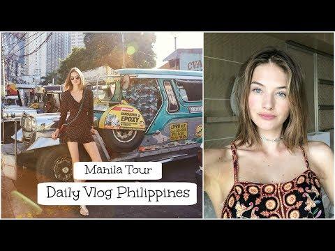 Manila Vacation Vlog   My First Daily Vlog!
