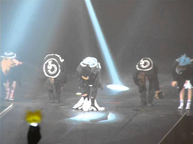 130615 G-Dragon saying goodbye and last performance of Michigo @ MEIS, Jakarta