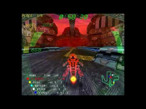 Millennium Racer: Y2K Fighters - Speedrun - Worst WR Easy Championship (47:02) (PC)