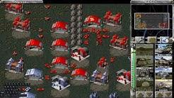 C&C Red Alert 1 Lauta & Pac vs NastyNate & Oldpr0