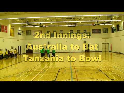 Game 2 - Australia vs Tanzania