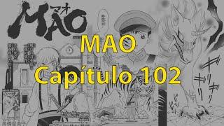 MAO Y NANOKA VS SOUMA  Mao de Rumiko Takahashi Capítulo 102