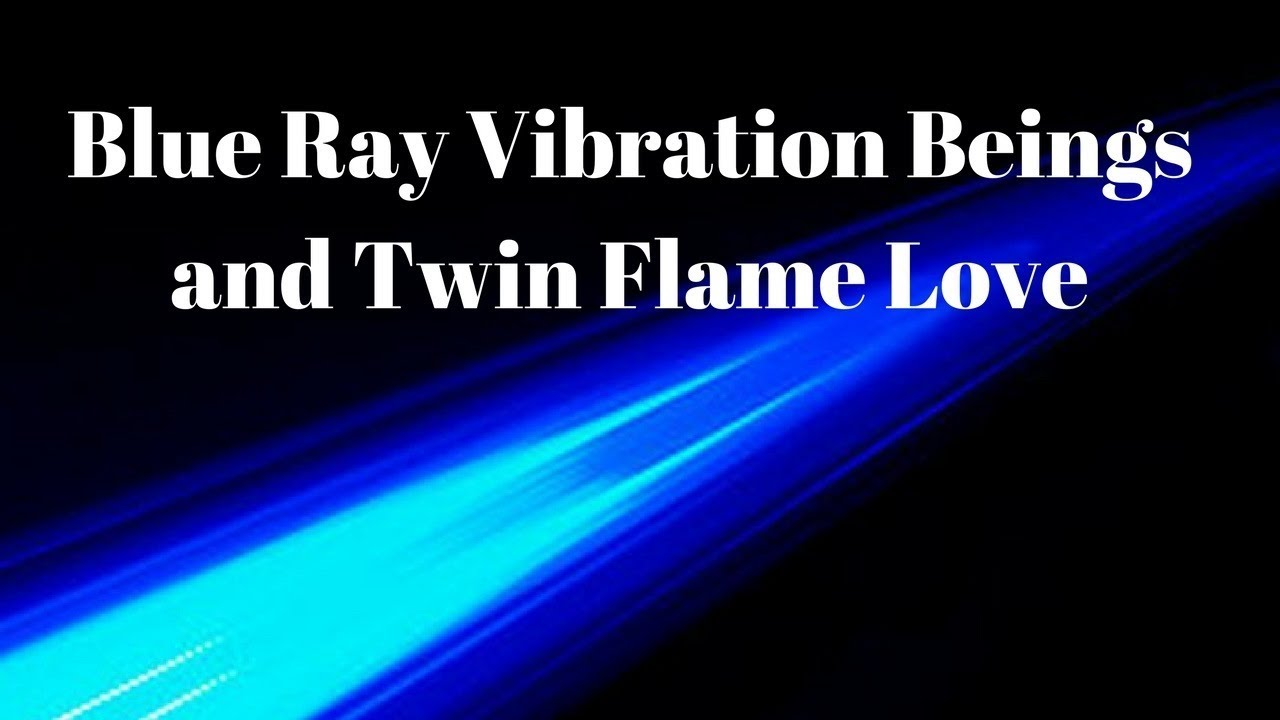 Blue Ray Beings are meeting their Twin Flames