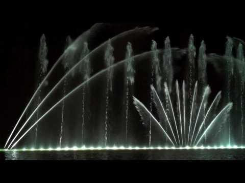 Spectacles des Grandes Eaux de Versailles Août 2010