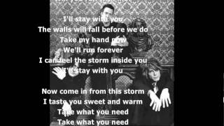 Goo Goo Dolls - Stay With You (with lyrics)