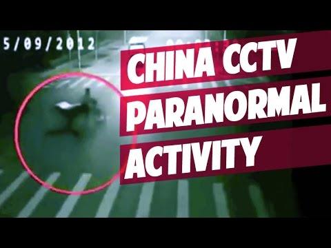 Paranormal activity caught on tape new world order doovi for Paranormal activities in the world