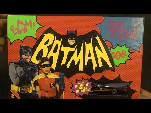 Batman '66 Blu-ray review with James Rolfe and Mike Matei