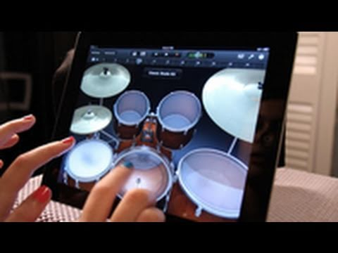 Garageband Song on iPad 2