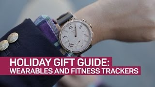 Give the gift of wearables and fitness trackers